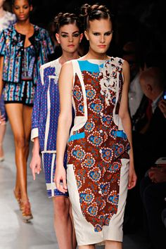 Antonio Marras Spring 2012 Ready-to-Wear Collection Slideshow on Style.com