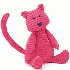 cordy roy cat by jellycat