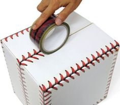 Baseball tape! Cool!  Check it out @Jeannie Choi Choi Knight