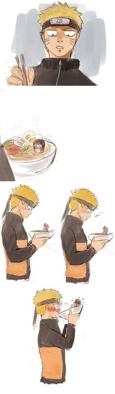 Naruto's favorite flavor