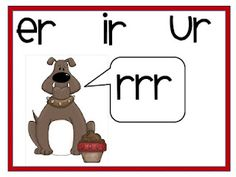 R Controlled Vowel Mini Posters – Please Visit http://ht.ly/63sNt for all our pediatric therapy pins