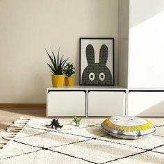 Machine washable rugs - Lorena Canals Rugs