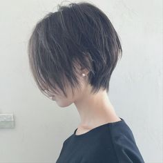 53 Must-Try Short Hairstyles For Women To Make Some Head Turn Around Asian Short Hair, Girl Short Hair, Short Hair Cuts, Shot Hair Styles, Curly Hair Styles, Short Hairstyles For Women, Hairstyles Haircuts, Hair Inspo, Hair Inspiration
