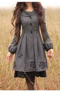 love - winter dress