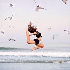 Dancer:  Ireland Carroll - Photo Credit:  Necessary Photography