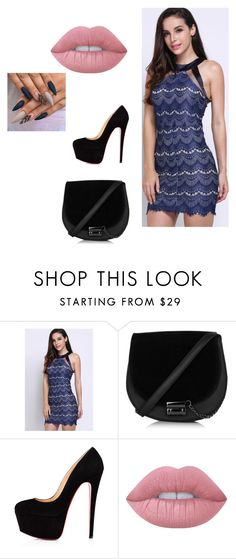 """Dress"" by g-thang98 on Polyvore featuring Lime Crime"