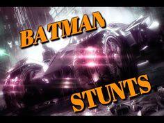 Batman - Arkham Knight Stunts Video