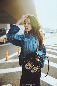 Actor star airport illuminates Dilireba vogue is fat enlighten Wallpapers for iPhone X, iPhone XS. Lily Youtube, Asian Fashion, Girl Fashion, Korean Girl, Asian Girl, Beautiful Chinese Girl, Asian Celebrities, Chinese Actress, Girl Photography Poses