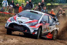 【WRC】 トヨタ:WRC 第8戦 ラリー・ポーランド 初日レポート  [F1 / Formula 1]