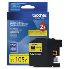 Brother Innobella LC105Y Ink Cartridge