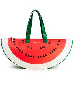 Watermelon Cooler Bag #https://pinterest.com/pbcool