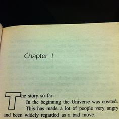 Douglas Adams - Hitchhikers Guide to the Galaxy