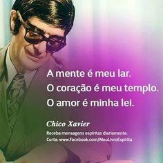 97 Melhores Imagens De Espiritualidade Chico Xavier Chico