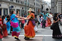 Fugdi is a Goan folk dance performed by the women in the Konkan region during Hindu religious festivals like Ganesh Chaturthi and Vrata or towards the end of other dances like Dhalo.