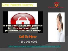 Do you know how to Reset Gmail Password 1-850-366-6203?