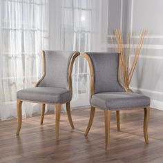 Luther French-Style Dining Chair (Set of 2)