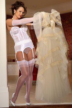 Plus Size Longline Bras, Full Figure Longline Bras, Curvy Longline Bras - Nicole Longline