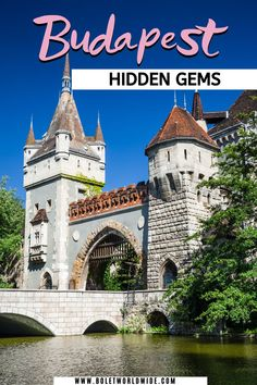 There are a million things to do in Budapest, very famous, but there are also many hidden gems in Budapest. Which is why I bring you 7 hidden gems in Budapest for the next time you're planning a Budapest travel. If you haven't been in Budapest yet, is one of the top places to travel in europe Europe Travel Outfits, Europe Travel Guide, Travel Guides, Travel Destinations, Top Places To Travel, Ways To Travel, Beautiful Places To Visit, Cool Places To Visit, Budapest Travel Guide
