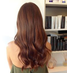 81 Auburn Hair Color Ideas in 2019 for Red-Brown Hair Party Hairstyles For Long Hair, Easy Updos For Long Hair, Face Shape Hairstyles, Straight Hairstyles, Brown Auburn Hair, Red Brown Hair, Hair Color Auburn, Dark Hair, Auburn Balayage