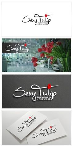 SEXY - Create a fun logo incorporating a tulip for