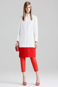 Sfilata Alexander McQueen Milano - Pre-collezioni Primavera Estate 2015 - Vogue