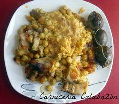Receta arroz al horno, gastronomia