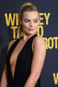 : 'Suicide Squad' Cast Member Margot Robbie (Harley Quinn) 'Dying To…