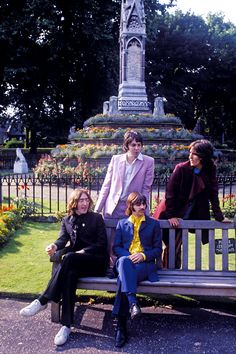 The Beatles / The Mad Day Out photo session, July 28, 1968 / photo by Don McCullin.