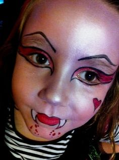 monster high face paint - Google Search