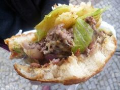 iBurger, Meat Me Sandwiches, Warszawa