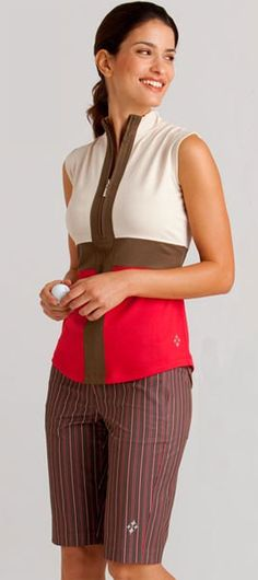 Women's Clothing With Cute Golf Applique cute womens golf clothes