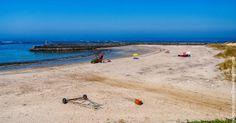 Playa Praia de Castelo do Neiva en Viana do Castelo | Turismo en Portugal