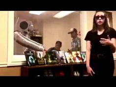 Sci Fi Anthology Rap ft Lil j and The Book Bot - YouTube