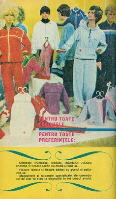 Retro Romanian Fashion (70's & 80's) Romanian Revolution, Retro Fashion, Baseball Cards, Poster, Vintage, Art, Art Background, Kunst, Vintage Comics