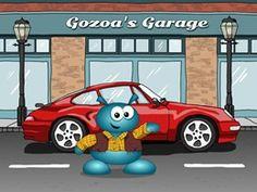 Gozoa goes shopping kids app