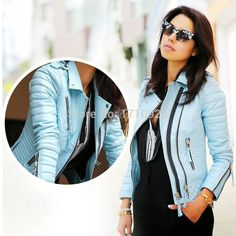Imágenes Mejores Jackets Comprar Cosas 59 Leather Jacket De Para q5dzPCz