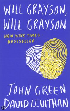 Will Grayson, Will Grayson by John Green and David Levithan - Read this for my 2nd time today. I especially like the theory of the maybe dead cat in the box.  (You have to read it to get what I mean). Might even read it again XD <3