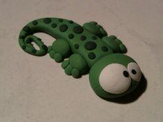 Salamandra by MYFimoWorld