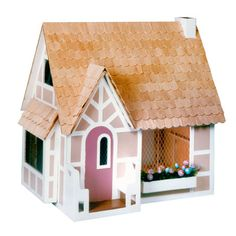 Greenleaf Dollhouses Sugarplum Dollhouse