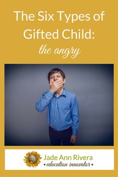 There are plenty of good reasons for a gifted child to be angry. Learn some ways that you can handle it with compassion.