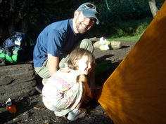 Tips for Car camping with kids