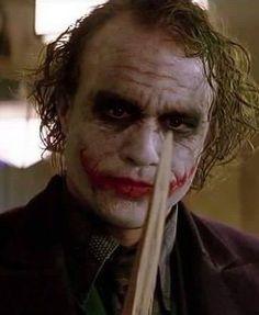 Heath Ledger's Joker - The Dark Knight Joker Dark Knight, The Dark Knight Trilogy, Heath Ledger Joker, Dc Comics, Batman Comics, Joker Batman, Perth, Heath Legder, Der Joker
