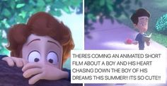 "There's a lot of buzz around ""In a Heartbeat,"" a touching new animated short set to release this summer."