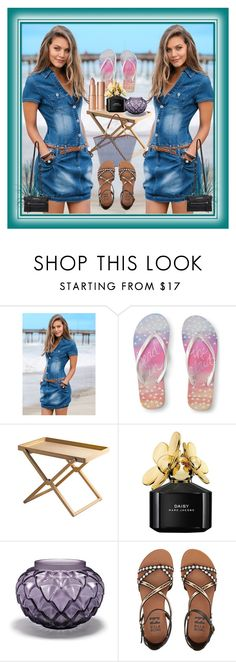 """""""set23"""" by fahirade ❤ liked on Polyvore featuring Venus, Aéropostale, Marc Jacobs, Lalique and Billabong"""