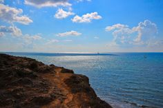 Coast near Herzliya, Israel