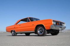Ten Greatest Mopars Of All Time: 1967 Dodge Coronet