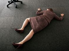 Dead Sexy Businesswoman Legs Heels Necro Body