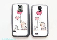 Elephant Samsung case Samsung Galaxy s5 caseSamsung by Lucegift, $9.99
