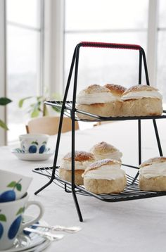 Swedish lenten buns