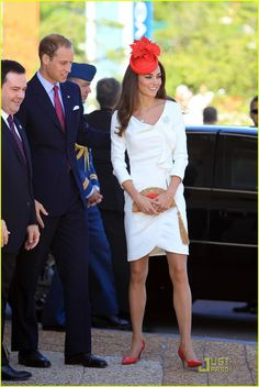 William and Kate arrive at the Canadian Museum of Civilization in Gatineau, Quebec